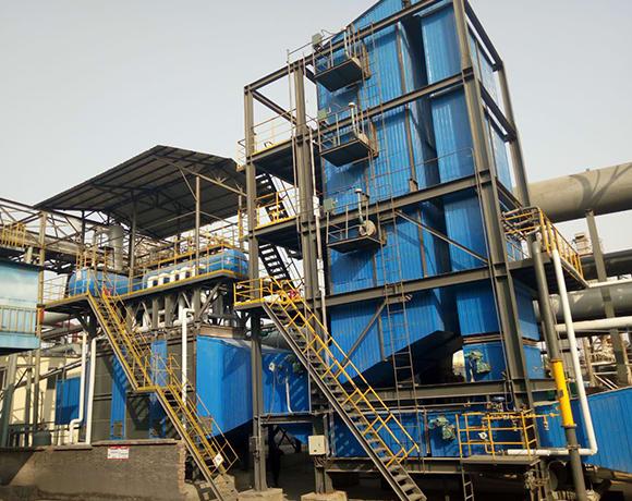 焦炉脱硫、脱硝、余热锅炉一体化工程