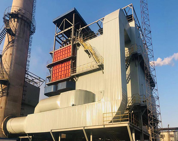 内蒙燃气锅炉DOSN干式氧化法脱硫、脱硝
